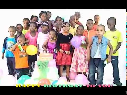 Super Kids - Happy Birthday to you