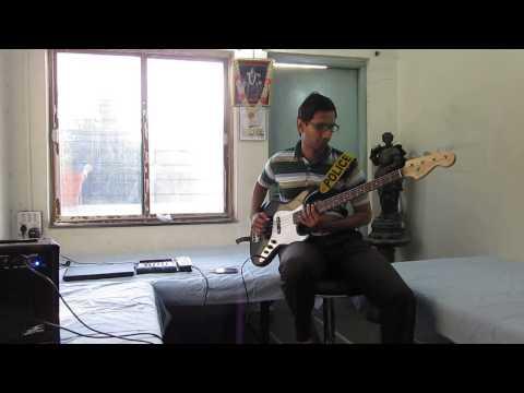 Ye Mera dil Pyaar ka Diwana Bass cover........