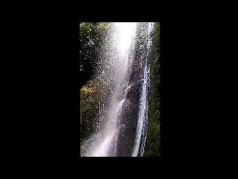 Beautiful Waterfall in Slow Motion on Jammu Kashmir Srinagar National Highway