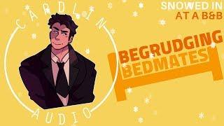 ASMR Roleplay: Begrudging Bedmates [Snowed in together] [Old frenemies]