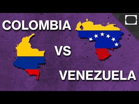 Why Do Colombia & Venezuela Hate Each Other?