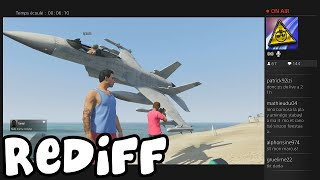 GTA 5 Online - Live FAQ avec la TFMG #02 | Rediff | Gameplay PS4