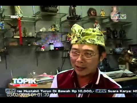 [ANTV] TOPIK, Khasanah Batu Nusantara Memahami Apa Sebenarnya Batu Akik