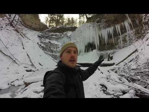 Vlog Episode 00   WATERFALLS & PIRATE SHIPS