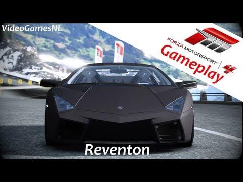 forza motorsport 4 lamborghini reventon autovista gameplay jeremy clarkson xbox 360 hd. Black Bedroom Furniture Sets. Home Design Ideas