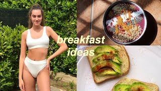 Healthy Breakfast Ideas | Easy Vegan Delicious Breakfast Recipes