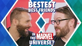 Kinda Funny Ranks Marvel's Best Friends!