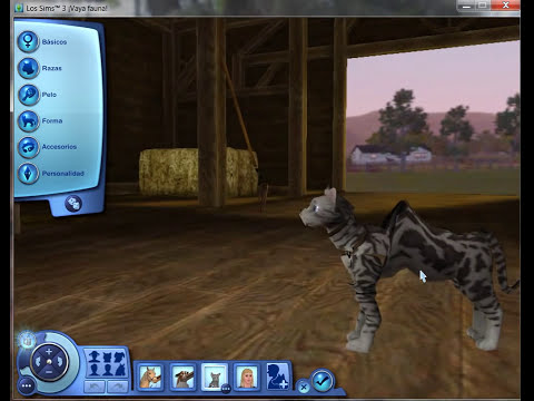 ANIMALES DEFORMES SIMS 3 PETS