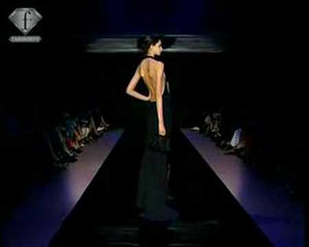 fashiontv | FTV.com - GIORGIO ARMANI - HAUTE COUTURE PARIS Video