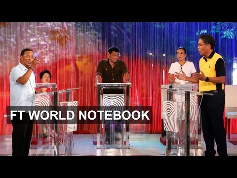 Election fever heats up the Philippines I FT World Notebook
