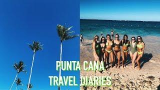 travel diaries: senior spring break trip | dominican republic | savannah miller