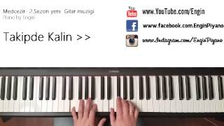 Medcezir-  Yeni sezon huzun muzigi. [Piano by Engin]