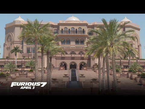 Furious 7 - Featurette: Abu Dhabi (HD)