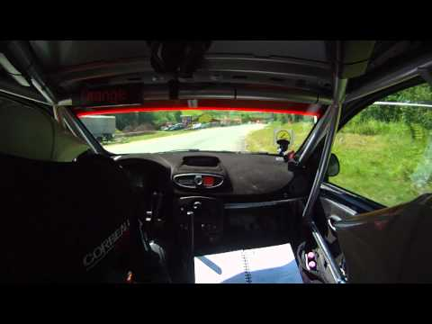 onboard PS Tarnita2 Cluj Rally - Alex. Filip/Bogdan Iancu