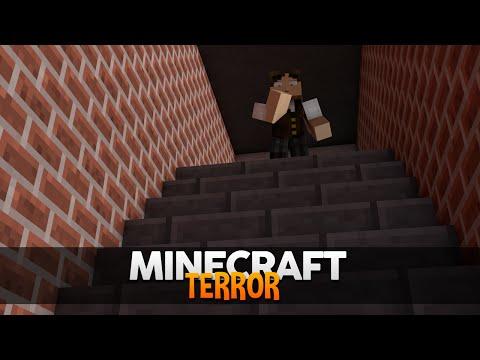 Minecraft TERROR: A Escadaria do Capiroto!!! (SCP-087-B)