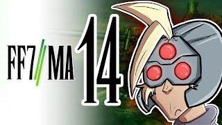 Final Fantasy VII: Machinabridged (#FF7MA) - Ep. 14 - Team Four Star (TFS)