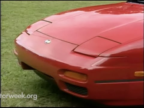 MotorWeek   Retro Review: '91 Nissan 240SX