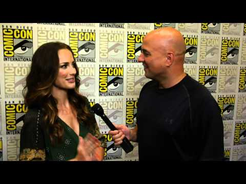 Minka Kelly interview for Charlies Angels