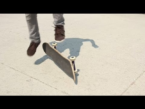 Cool & Easy Skateboard Tricks : Skateboarding Tips & Tricks video