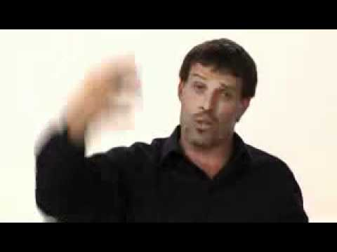 Tony Robbins- Trouble Ahead For The US Economy