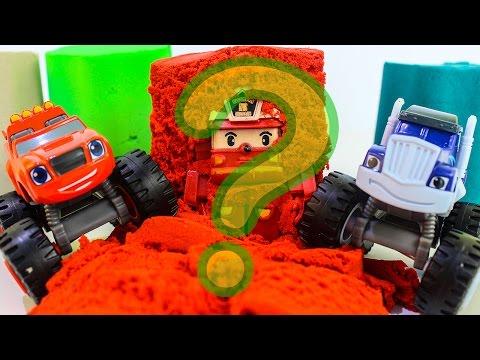 Вспыш и чудо машинки новые серии Робокар Поли Игрушки Развивающие мультики про машинки для детей