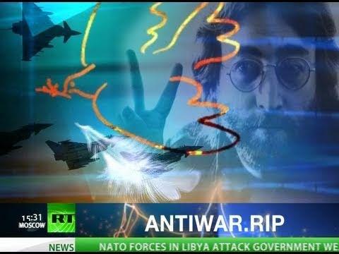 CrossTalk: Antiwar.RIP