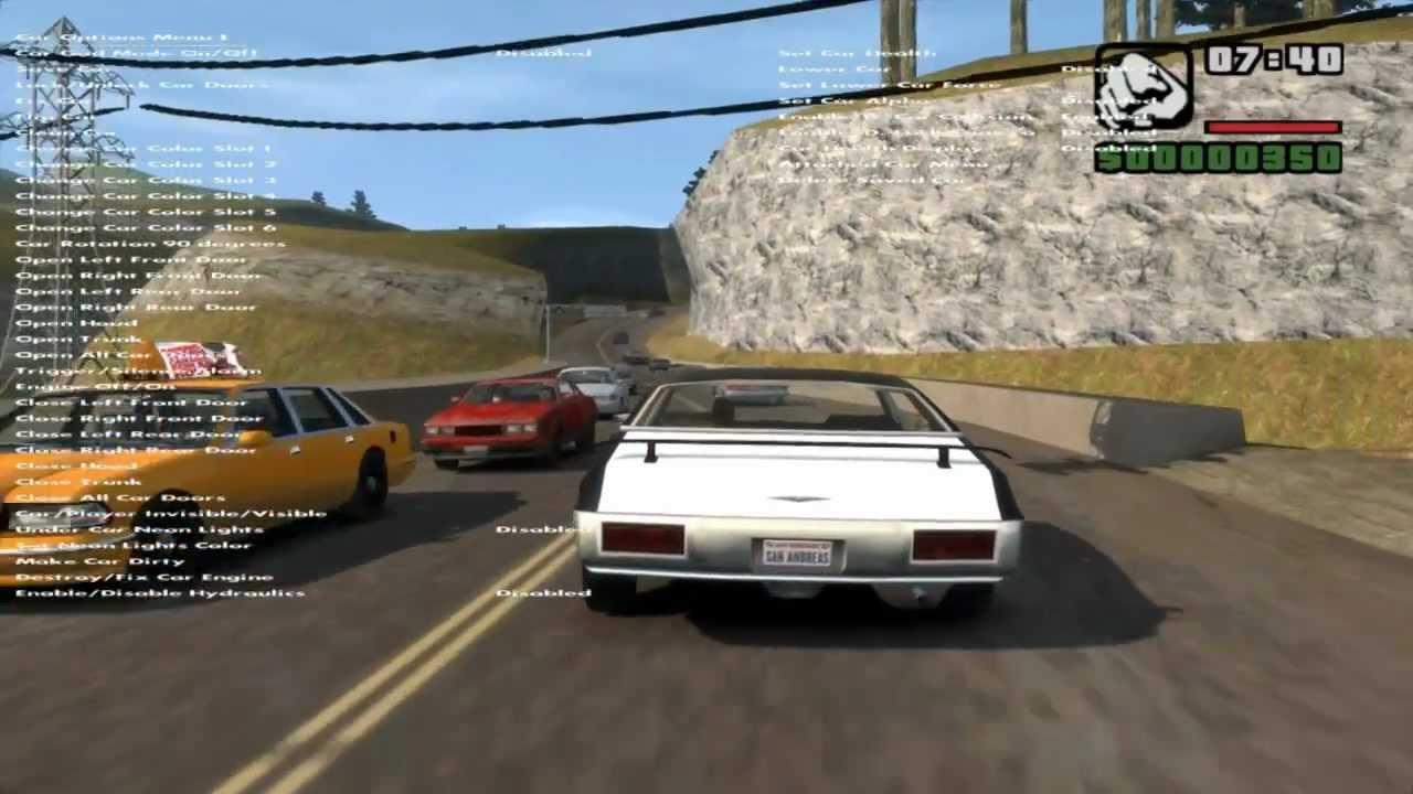 Gta 4 San Andreas Gameplay Gta iv San Andreas Beta 39