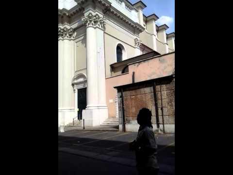 Nana kwaku Bonsam IN ROME italian