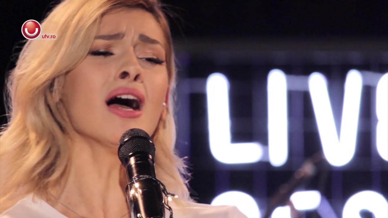 Alina Eremia - Vorbe Pe Dos (Live Sessions Christmas Edition) @Utv 2016
