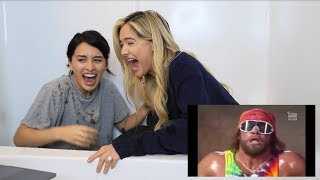 Try Not To Laugh Challenge ft Jazmine Garcia