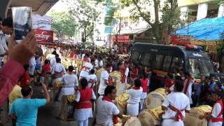 Tardeo Cha Raja Aagaman Sohala 2016 Performance By Swargarjana panvel
