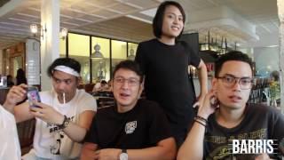 BARRIS - Meet and Greet Bandung 2016 + Dimas's Birthday