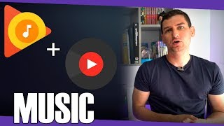 Google Music + Youtube Music | Explicando los Servicios de Google #2