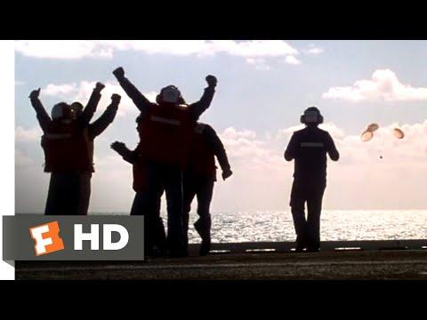 Apollo 13 (1995) - Re-Entry Scene (11/11) | Movieclips