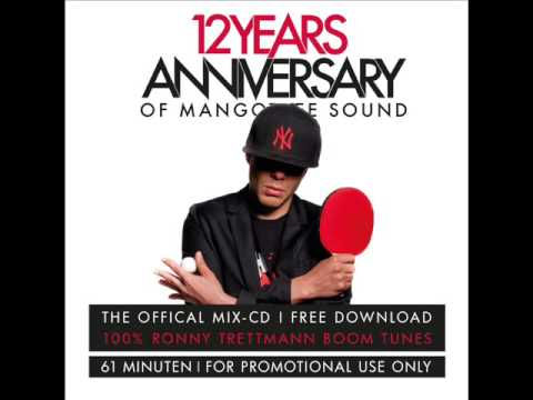 Ronny Trettmann Promomix For 12 Years Anniversary Of Mangotree Sound video
