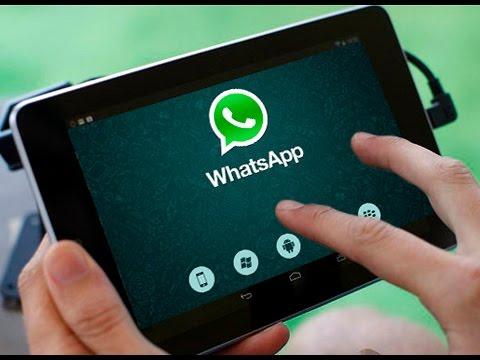 Cómo instalar WhatsApp en una tablet - 3 Métodos Faciles