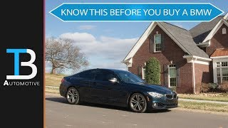 5 Things To Know Before Buying A BMW