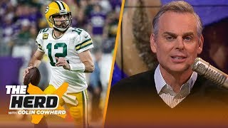 No more excuses for Kirk Cousins in prime time, Packers aren't as good as they seem | NFL | THE HERD