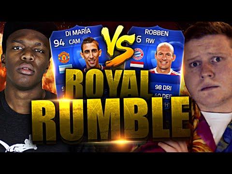 Fifa 15 | Now It's Tense | Royal Rumble video