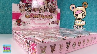 Donutella And Her Sweet Friends Collectible Blind Box Figures Opening Sweet Shop | PSToyReviews