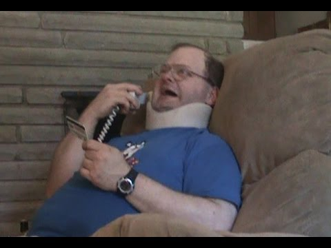 Tourettes Guy - speak English!!! video
