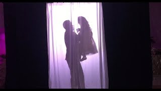 Father Daughter Silhouette Dance Quinceañera | Fairytale Dances