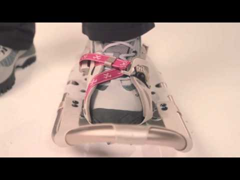 Video: Men's Wilderness Snowshoes