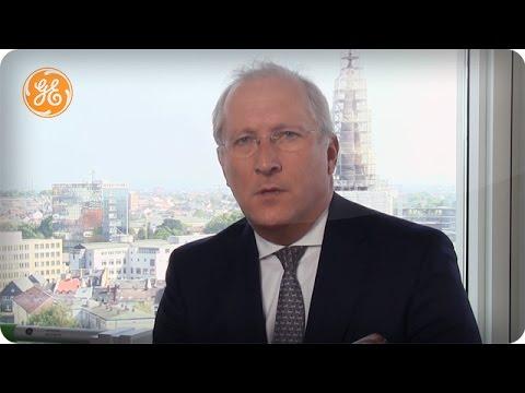 60 Sekunden mit Stephan Reimelt, CEO GE Energy Germany: Die deutsche Energiewende als Blaupause
