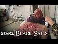 Black Sails   The Making of Keelhauling   STARZ
