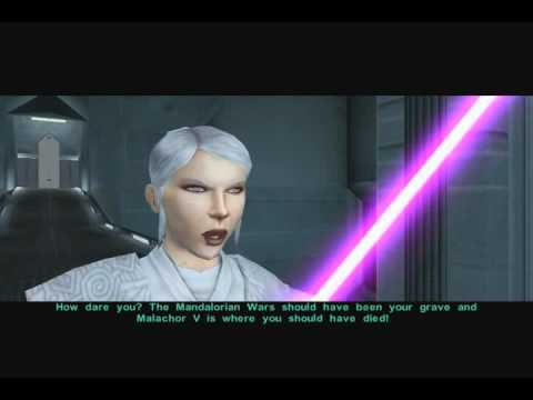 Star Wars Knights of the Old Republic 2: The Sith Lords - Episode 20