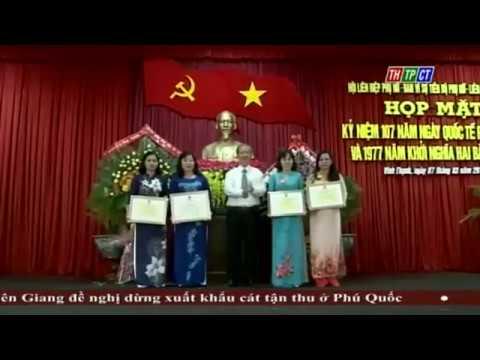 Họp mặt truyền thống Ngày Quốc tế Phụ nữ 8/3
