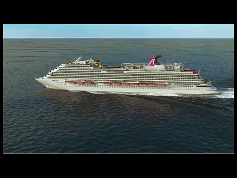 Virtual Tour of the New Carnival Vista