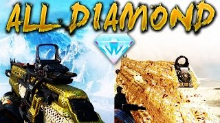 ALL DIAMOND CAMOS! BLACK OPS 3 Assault Rifle CAMOS (ALL DIAMOND) BO3 Weapon camos