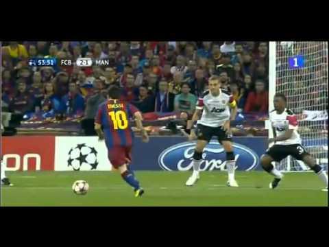 FC Barcelona (3) vs Manchester United (1)  (( RELATO EN VIVO )) 28-05-11  BARCELONA CAMPEON !!
